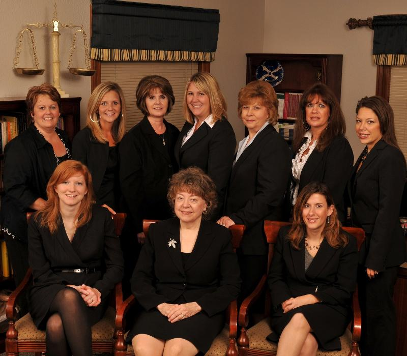 Staff Picture 2010
