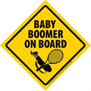 Baby Boomer On Board