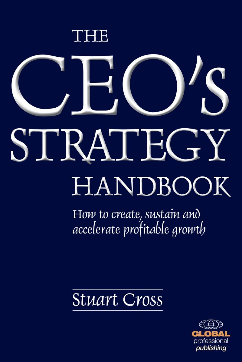 CEO Strategy Handbook Cover