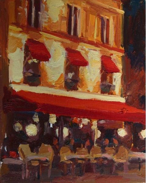 Caf� au Marais