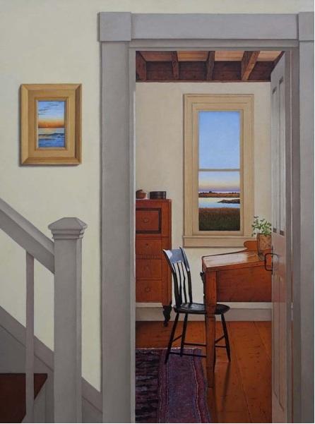 Window on the Moors