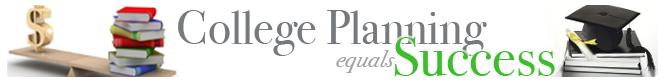 college planning success banner