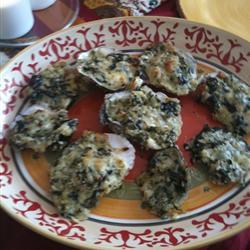 Rockin Oysters Rockefeller