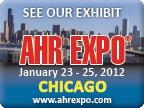 AHR Expo Button