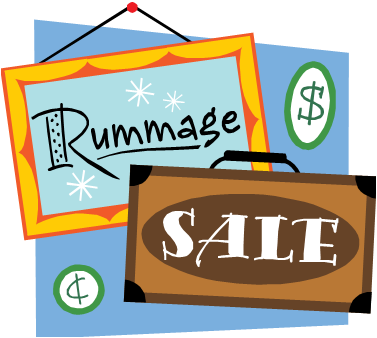 Rummage Sale clipart