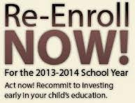 Re-Enroll Now