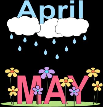 April May...
