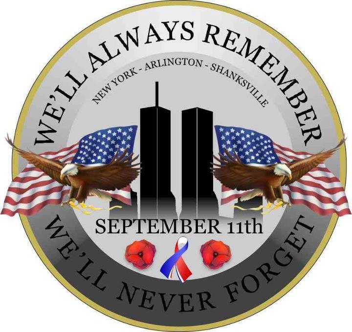 We'll Always Remember...