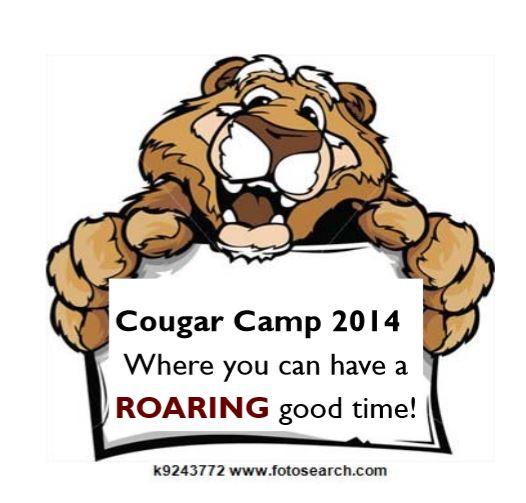 Cougar Camp 2014