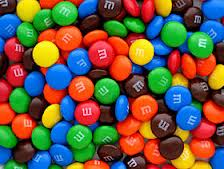 M & Ms Candy