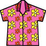 hawaiian t-shirt