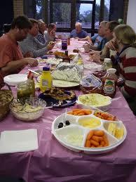 Mens Dinner