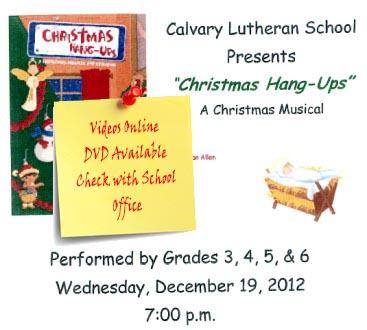 Christmas DVD 2012