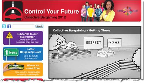 Control Your Future website