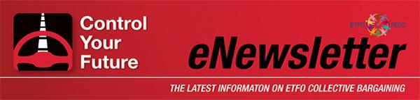 ETFO eNewsletter Bargaining Edition