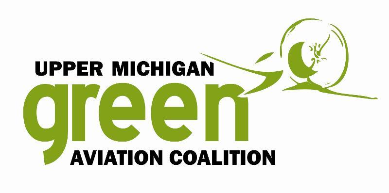 Green Aviation logo