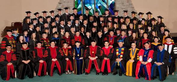 Graduating Class 2012