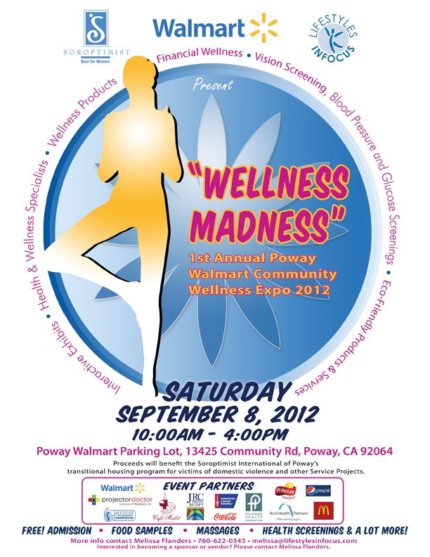 Wellness Madness 9/8/12