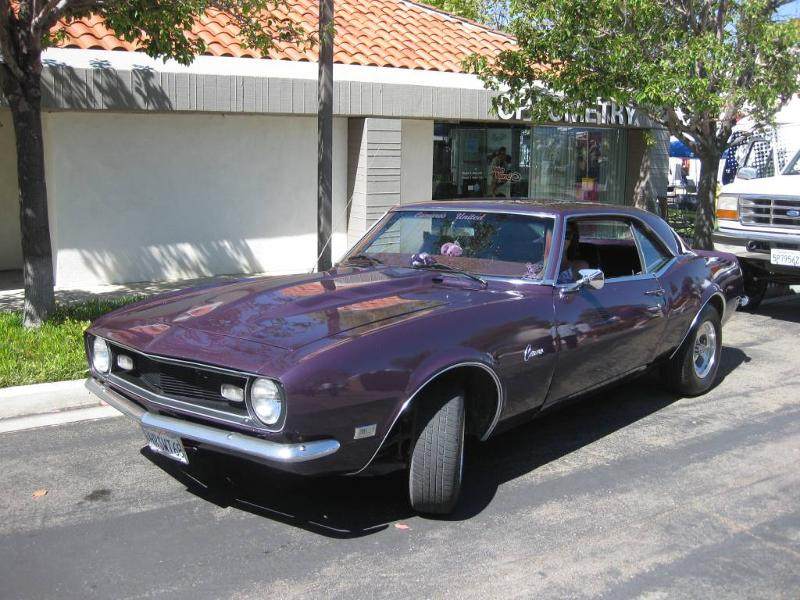 11 Top Vote Camaro
