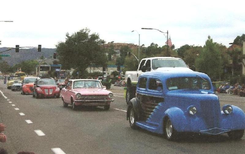 Poway Parade