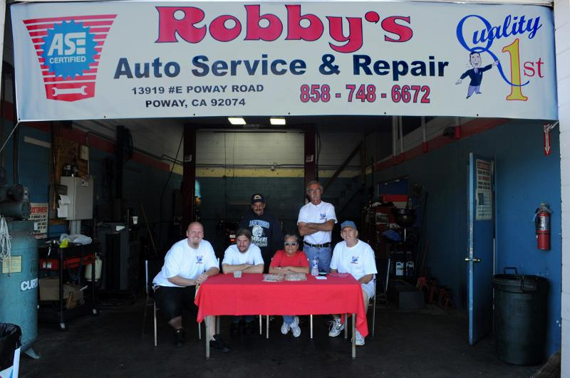 10 Robbys Auto