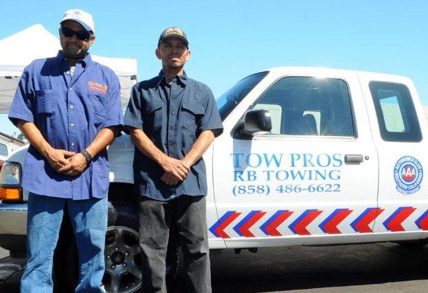 10 Tow Pros
