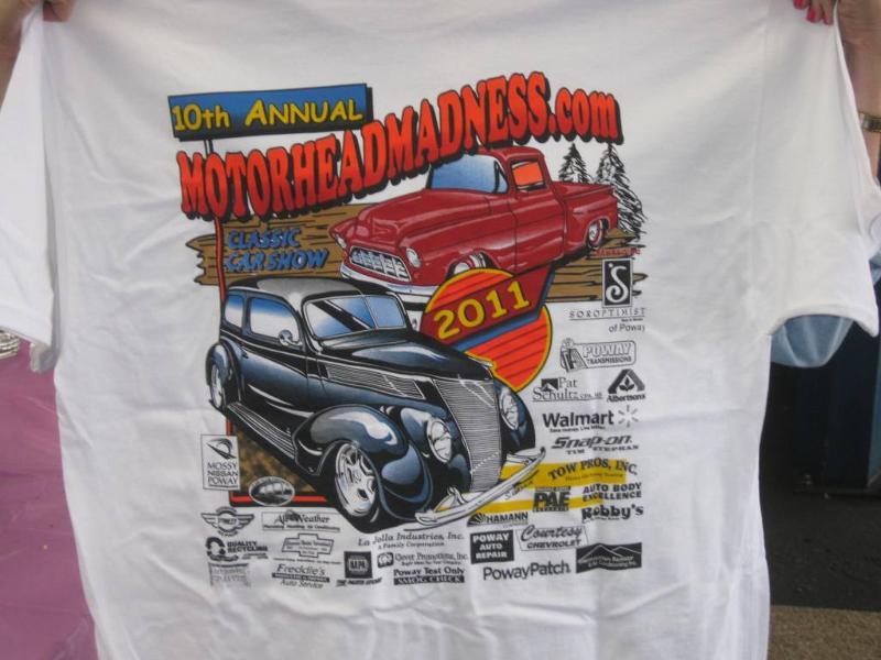 11 MotorHead T-shirt