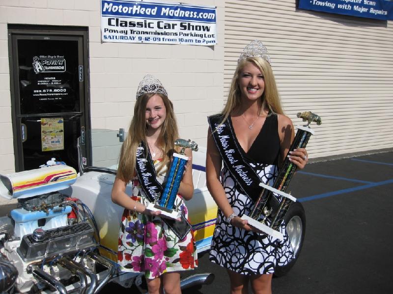 Queens Andria Emily & Emma