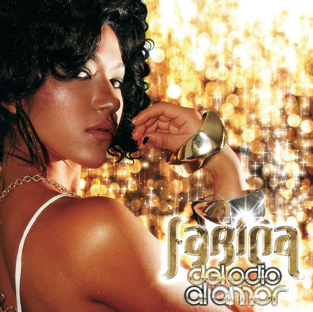 FARINA - DEL ODIO AL AMOR (Album Cover)