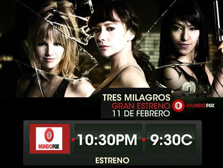 3 milagros promo