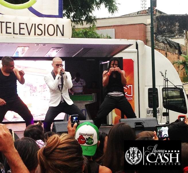 Jhonny Cash El Efectivo en Villavicencio 2