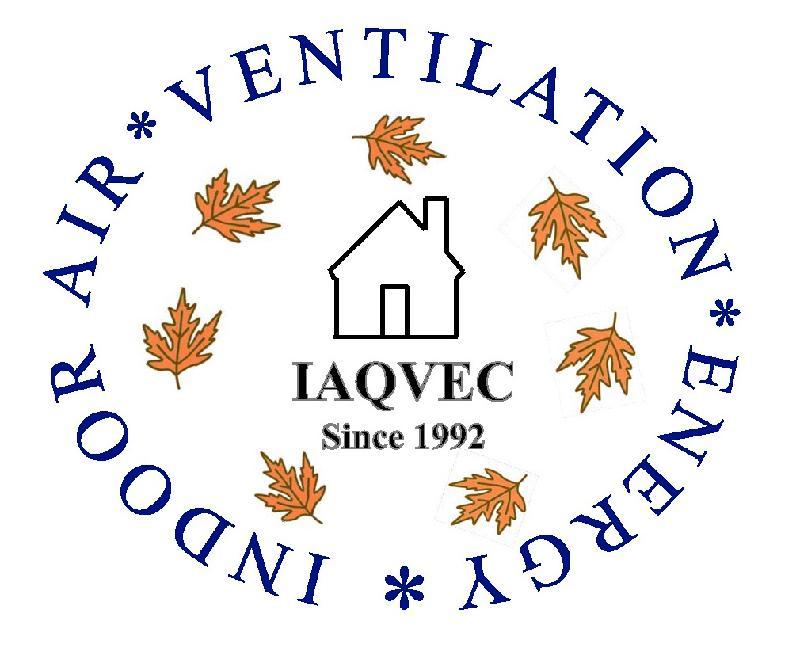 IAQVEC 2010 Logo