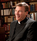 Jesuit Father John Horn