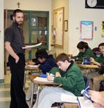 Jesuit Chris Ryan