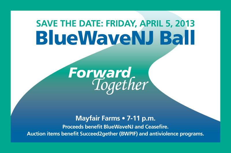 Forward Together Ball Save the Date