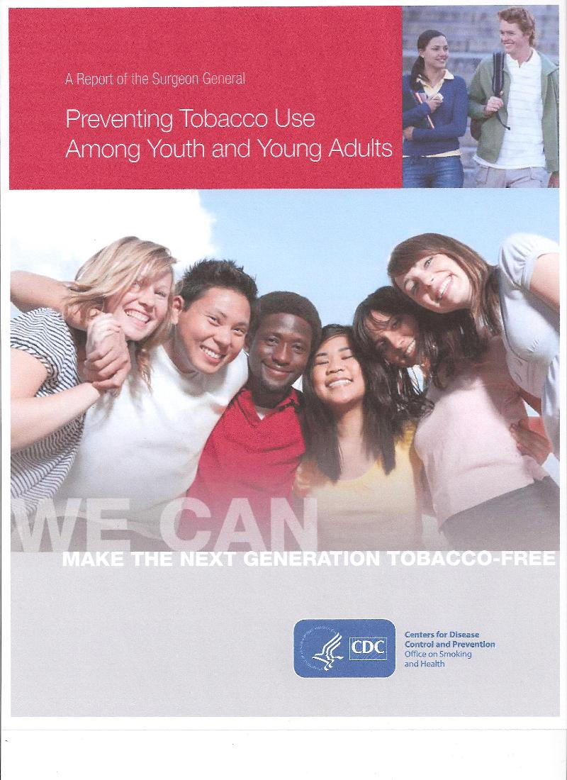 Preventing Tobacco Use Among Youth