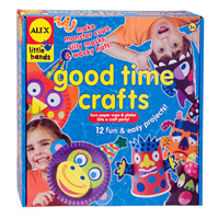 Little Hands Good Time Crafts