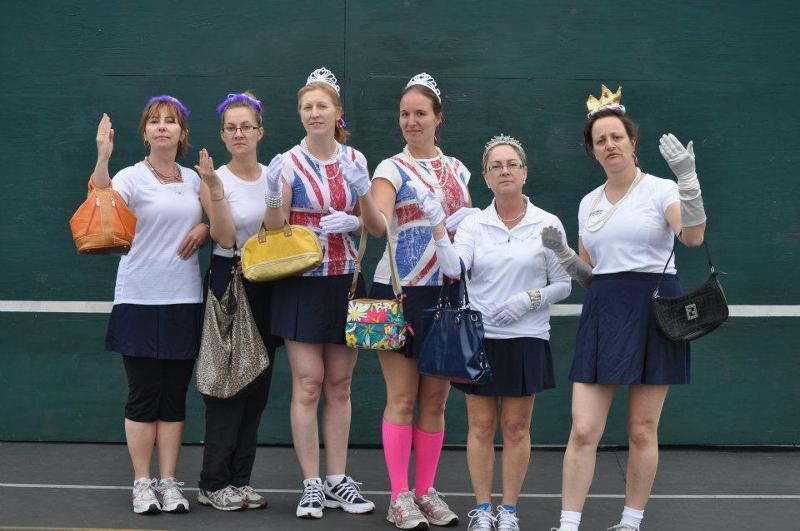 England International Day Team