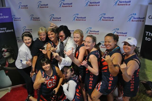 Elvis with Honolulu