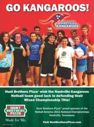 HB Pizza Ad