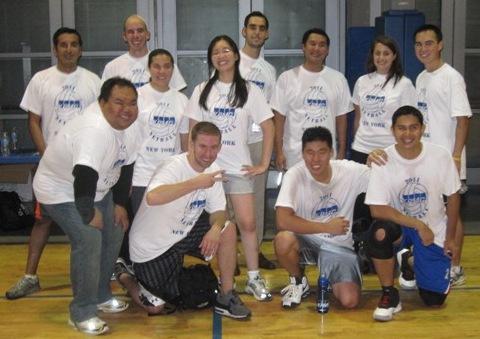 NY team
