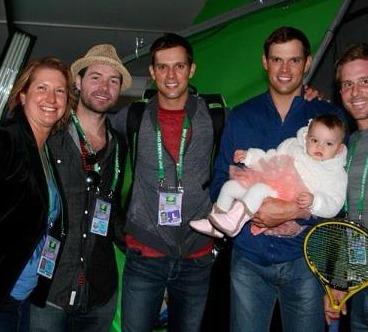 Bryan Bros tennis