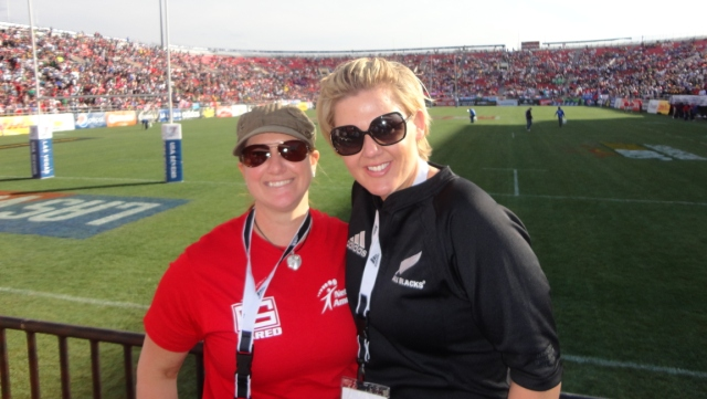 With Kirsten Rugby 2012