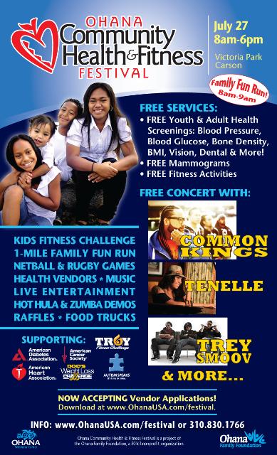 2013 Ohana Health Festival