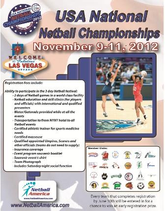 National Rego flyer