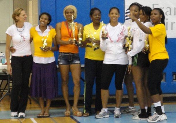 Winners from MINC tournament