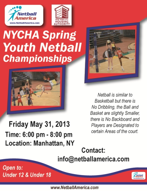 NYCHA Spring Champs