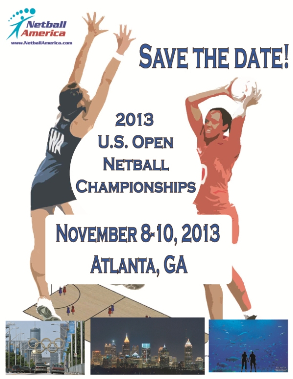 Atlanta 2013 save the date