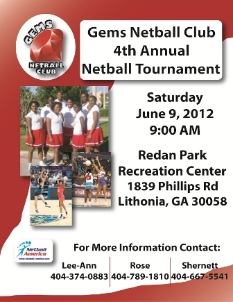 Gems 12 tourney flyer