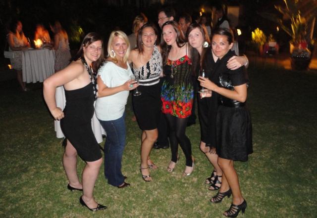 San Fran Stars at Charity Event